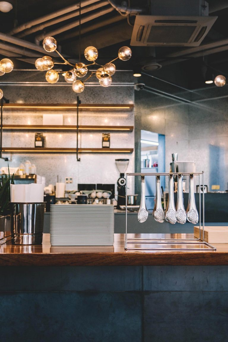 Cafe Fitout in Perth