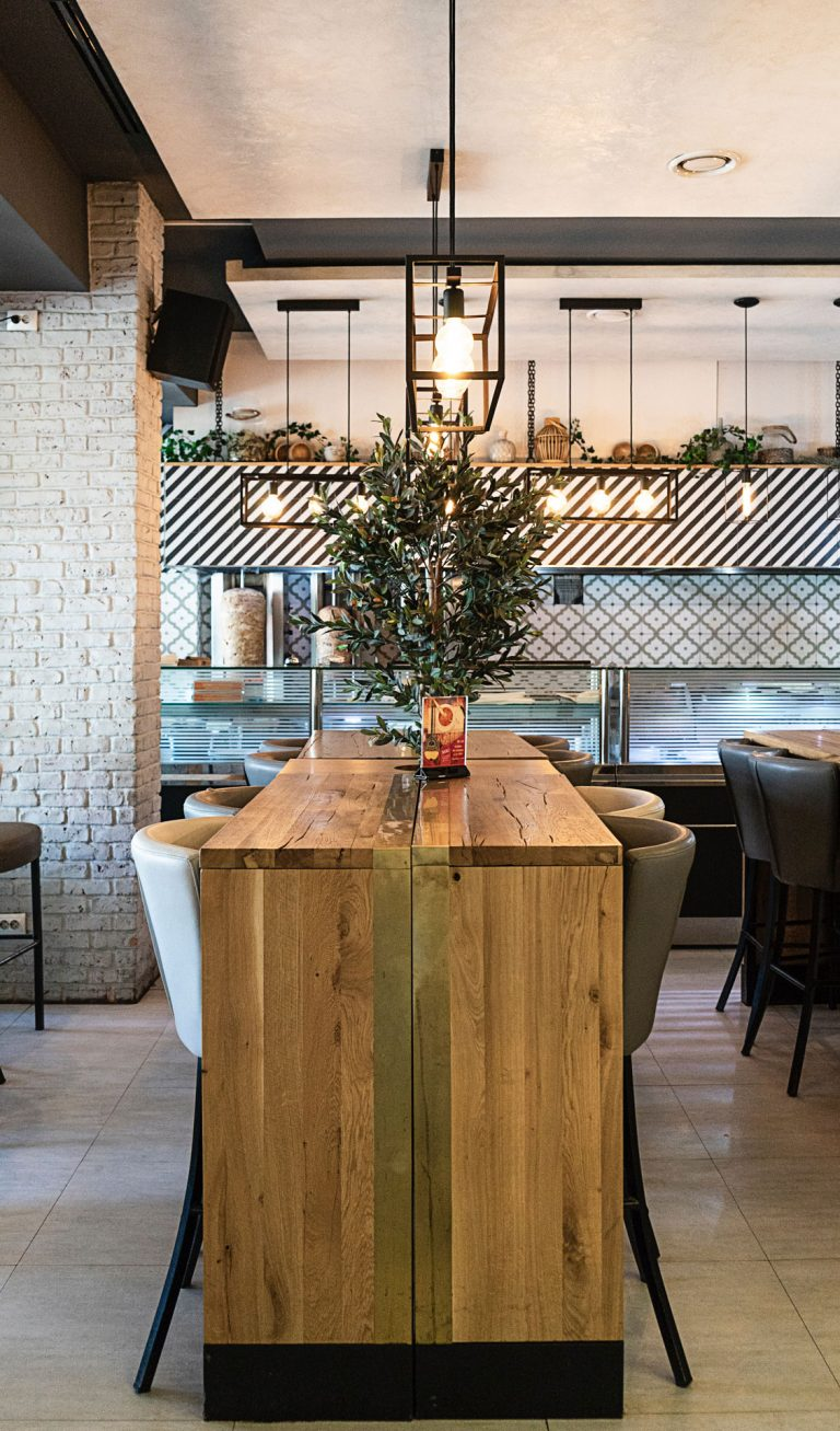 Restaurant Fitout Design in Perth WA