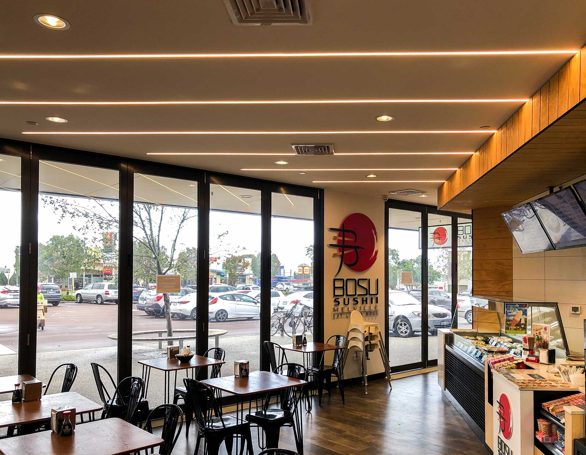 Restaurant Fitout in Perth