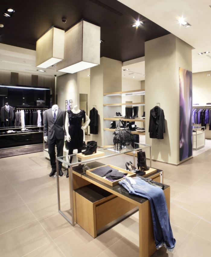 Retail shop fitout in Perth