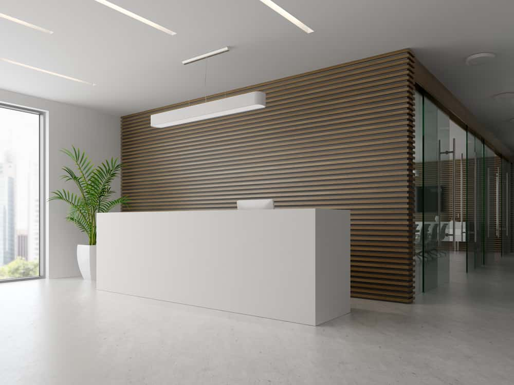 Medical Reception Fitout in Perth