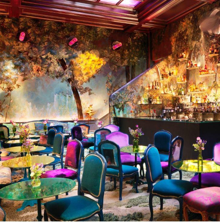 Sketch Restaurant Fitout Design