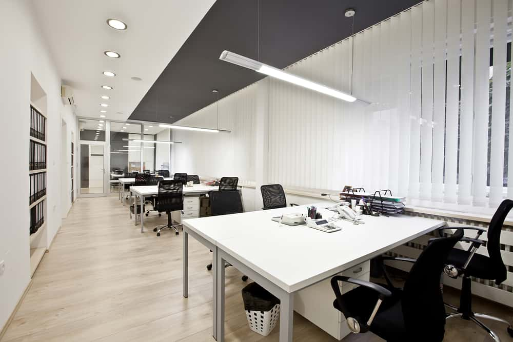 Small Office Renovation Idea