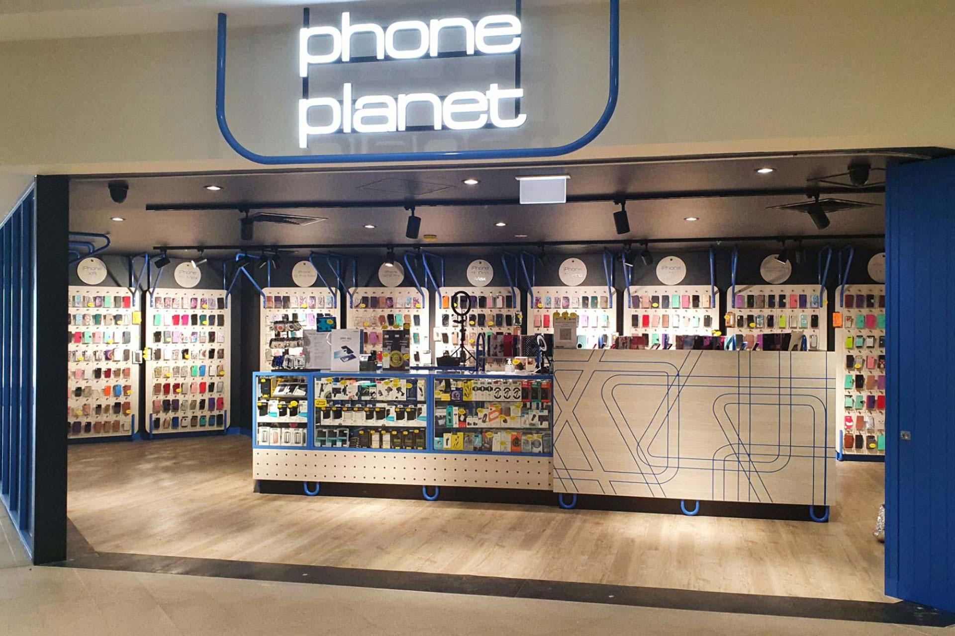 Phone planet shop in Warnbro